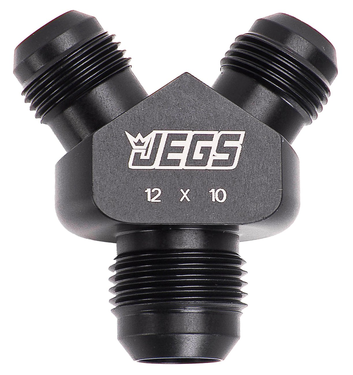 JEGS Performance Products 15169 - JEGS One-Piece AN to AN Y-Fittings