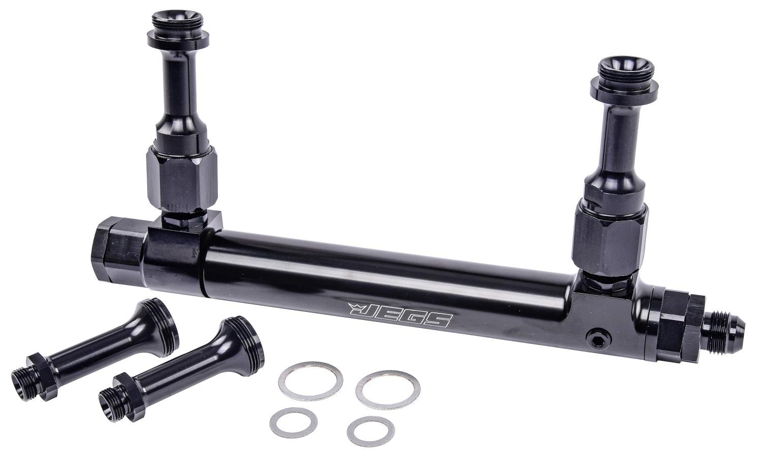 JEGS Performance Products 15190 - JEGS Adjustable Pivoting 4150/4500 Fuel Log