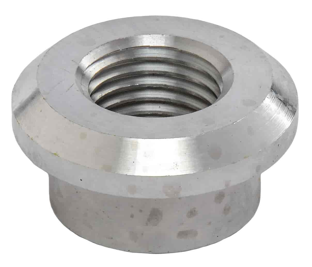 JEGS Performance Products 15251 - JEGS Aluminum AN & NPT Weld Fittings