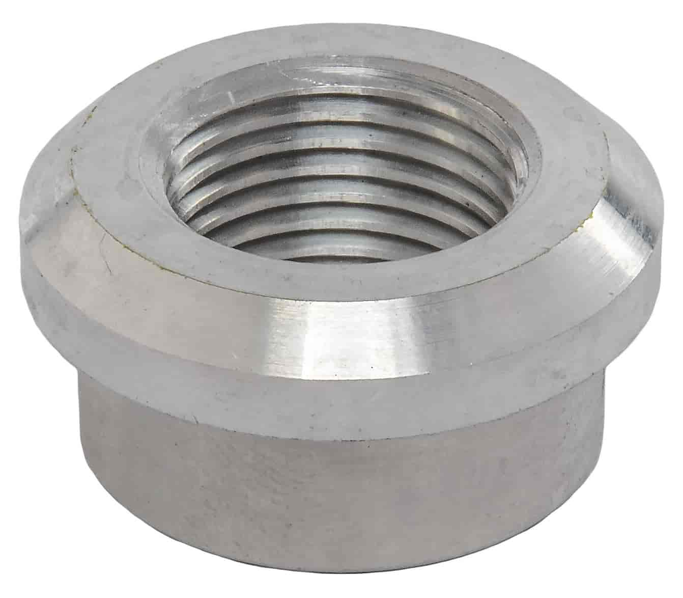 JEGS Performance Products 15252 - JEGS Aluminum AN & NPT Weld Fittings
