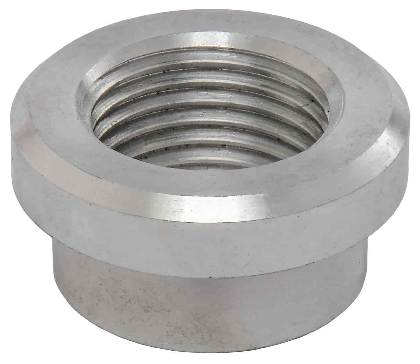 JEGS Performance Products 15253 - JEGS Aluminum AN & NPT Weld Fittings