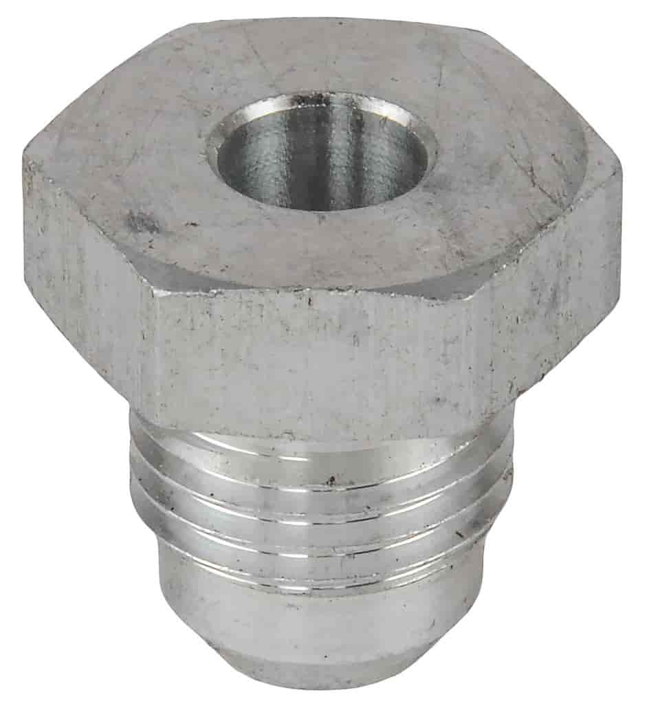JEGS Performance Products 15262 - JEGS Aluminum AN & NPT Weld Fittings
