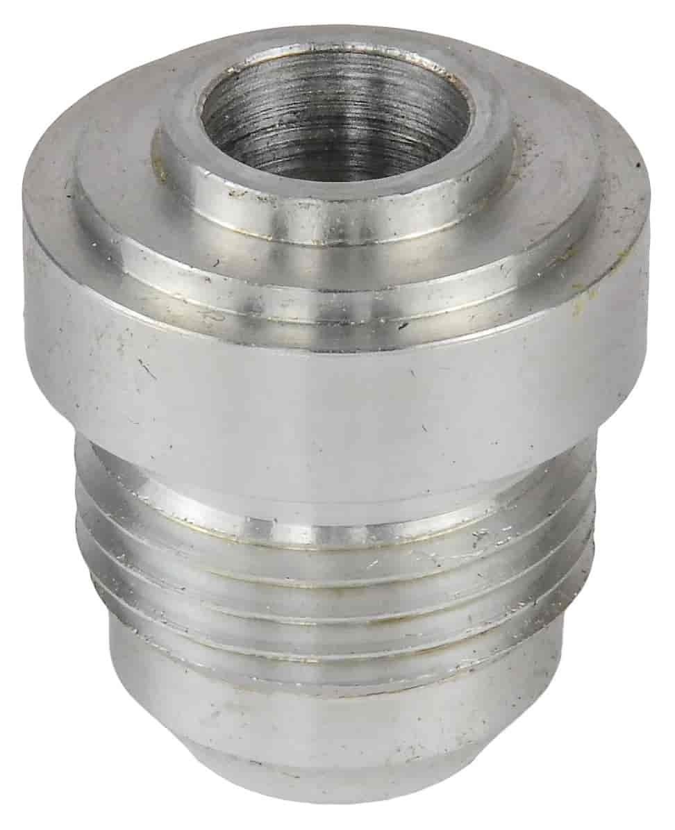 JEGS Performance Products 15263 - JEGS Aluminum AN & NPT Weld Fittings