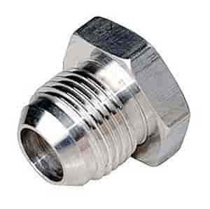 JEGS Performance Products 15264 - JEGS Aluminum AN & NPT Weld Fittings