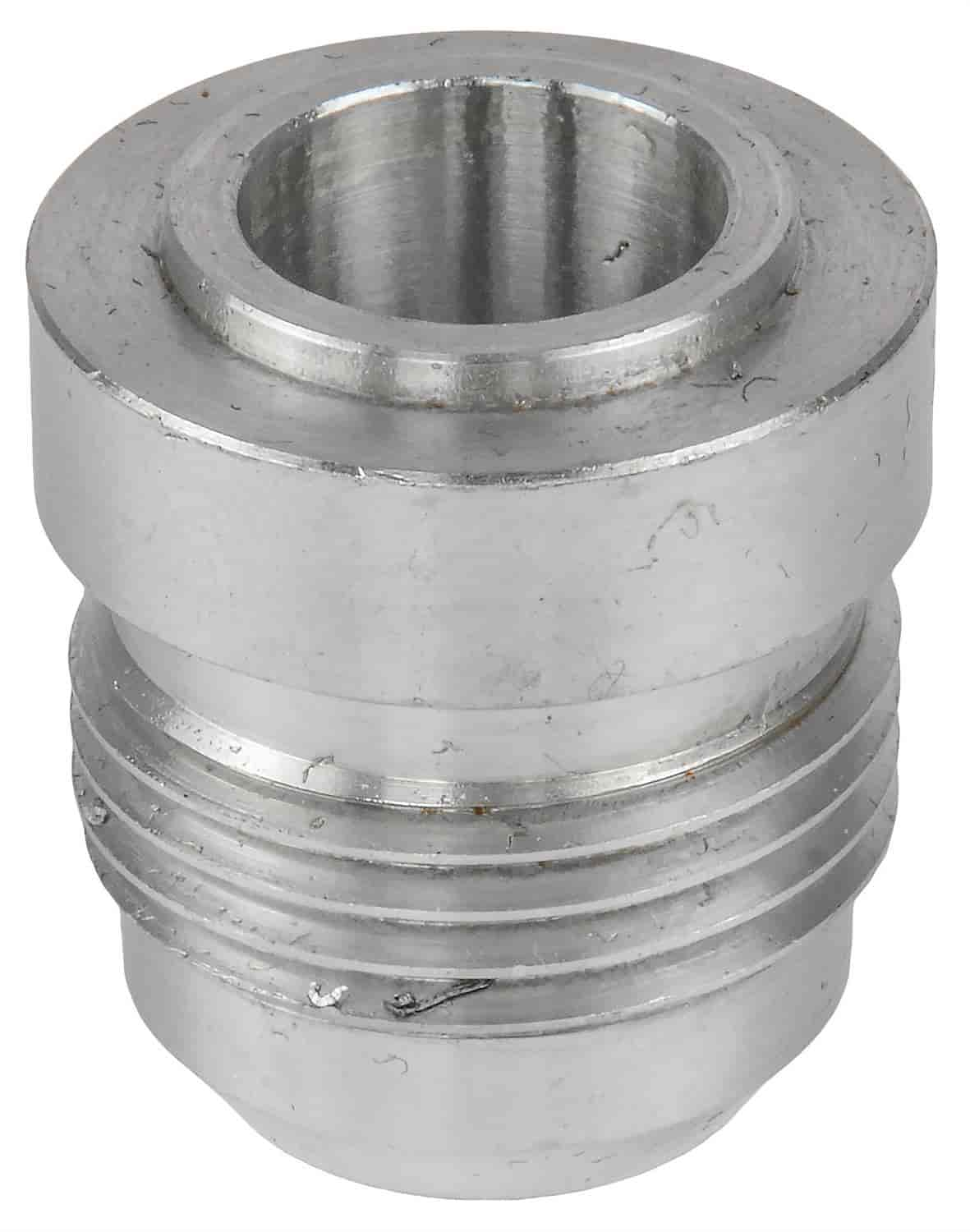 JEGS Performance Products 15265 - JEGS Aluminum AN & NPT Weld Fittings
