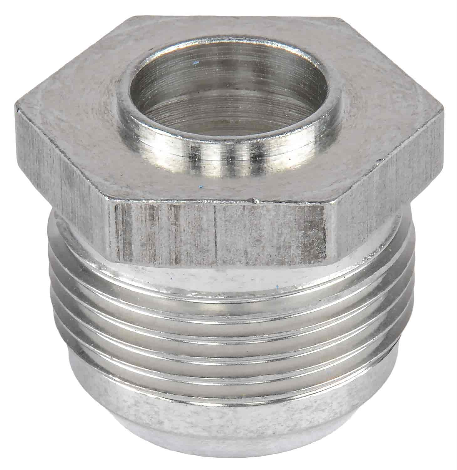JEGS Performance Products 15266 - JEGS Aluminum AN & NPT Weld Fittings