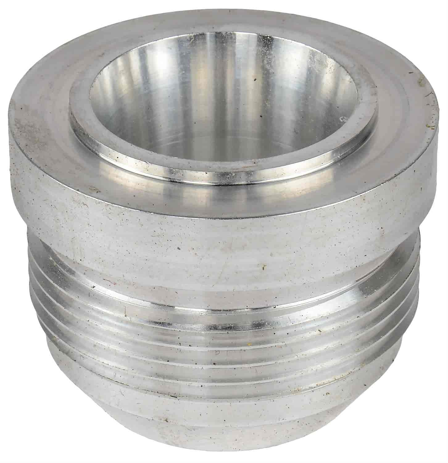 JEGS Performance Products 15267 - JEGS Aluminum AN & NPT Weld Fittings