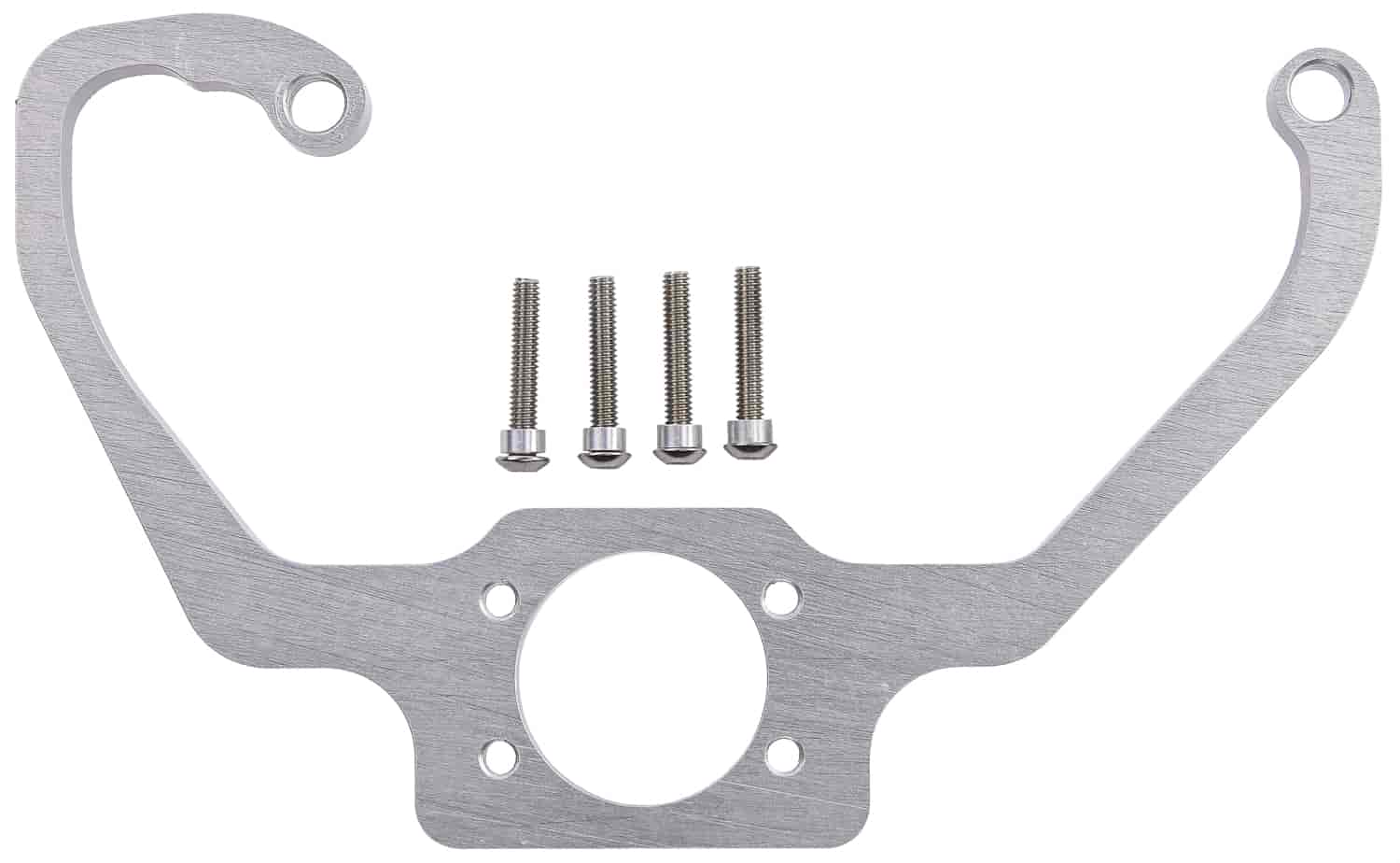 JEGS Performance Products 15280 - JEGS Billet Aluminum Regulator Brackets
