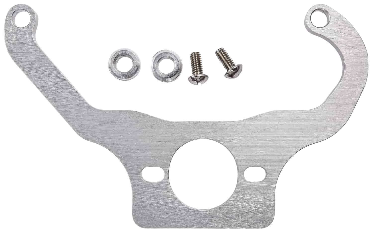 Holley 20-260 Clear Fuel Regulator Bracket Fit