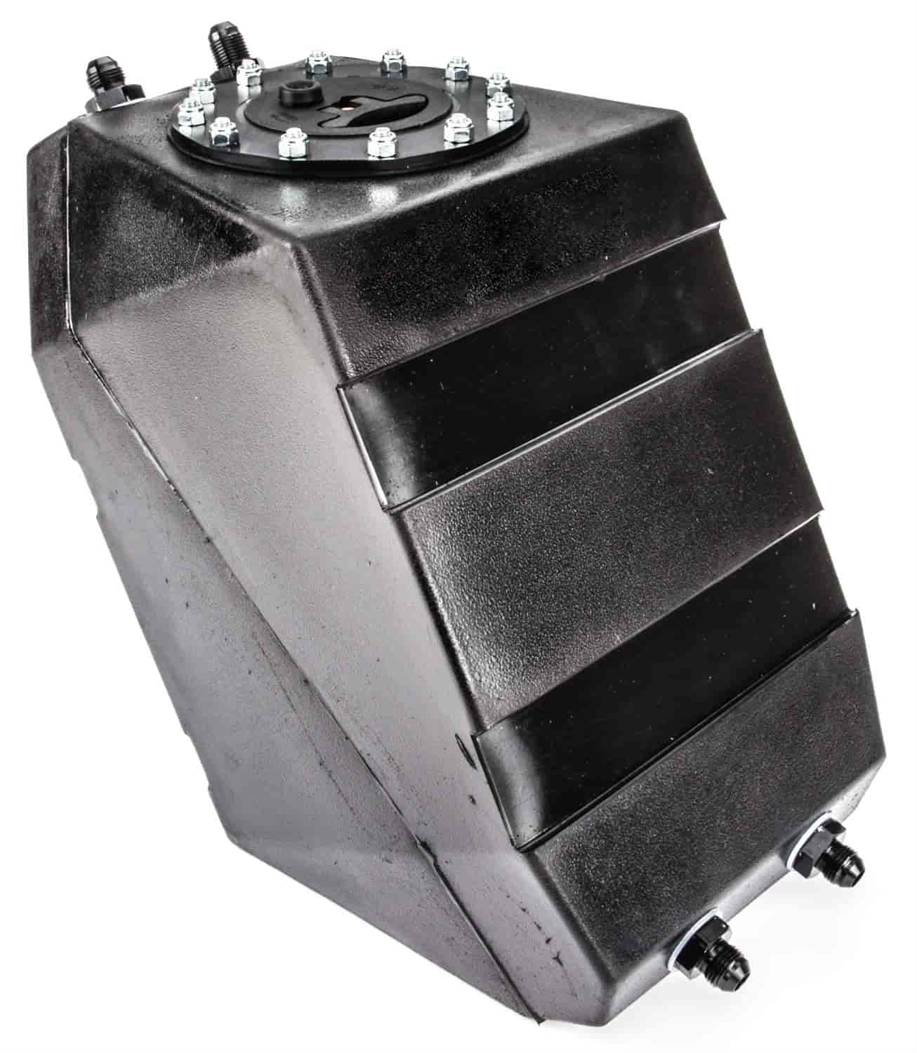 JEGS Upright Drag Race Fuel Cell Capacity: 4 Gallons