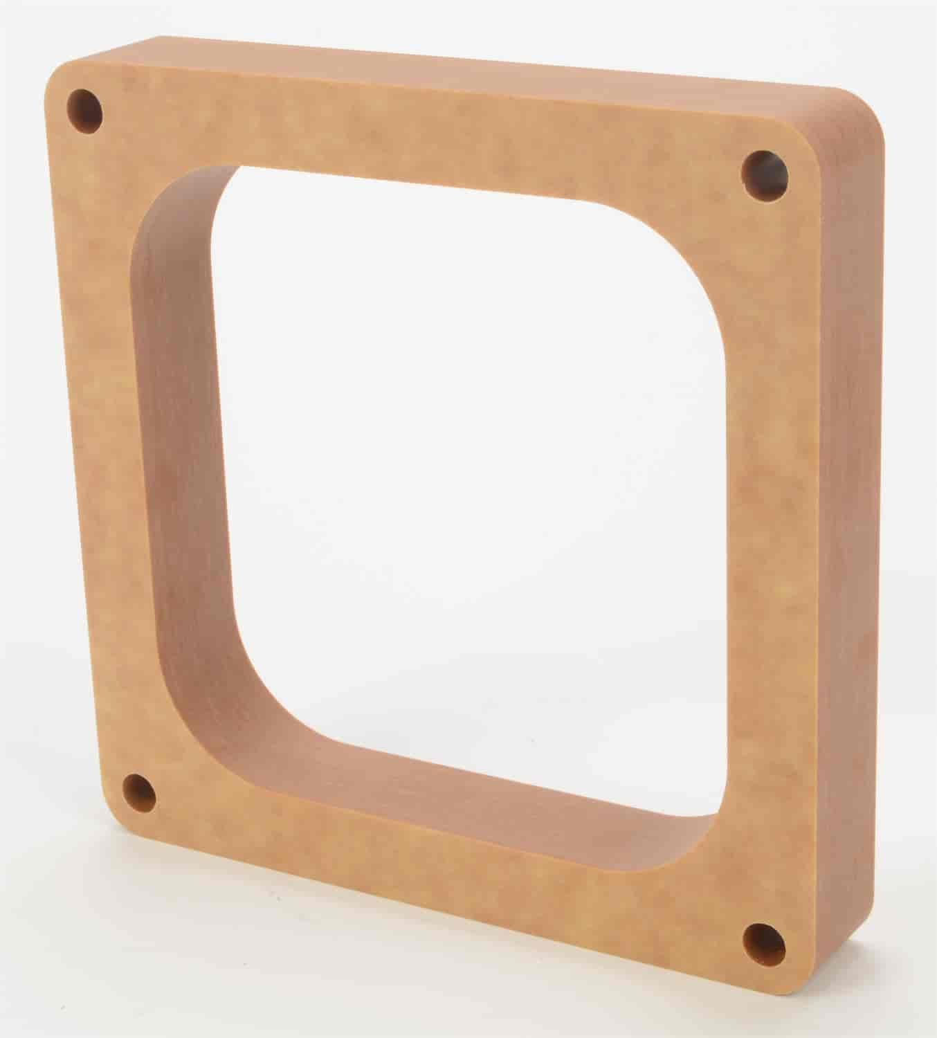 JEGS Performance Products 154036 - JEGS Wood Carb Spacers