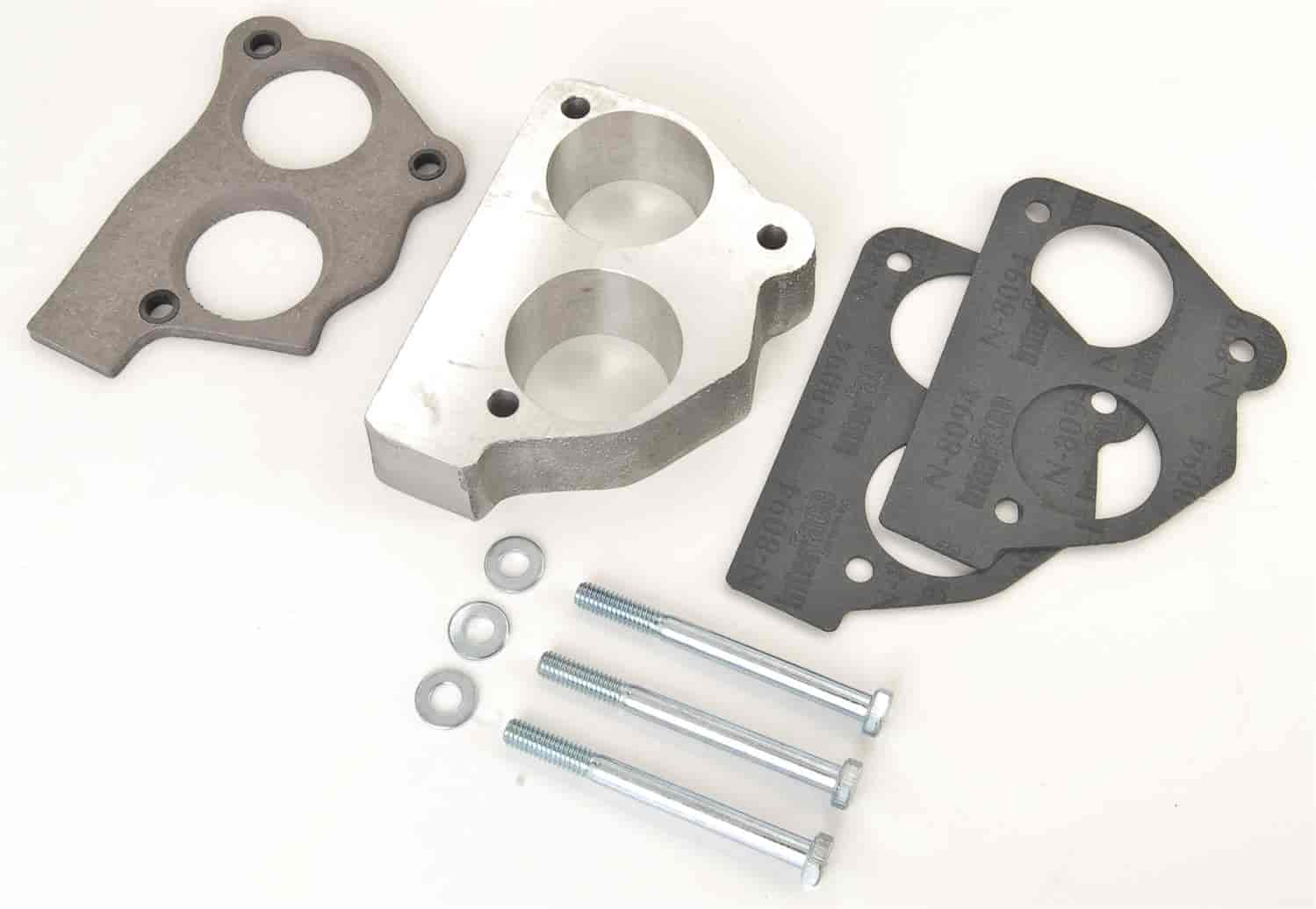 JEGS Performance Products 15404 - JEGS Throttle Body Spacers