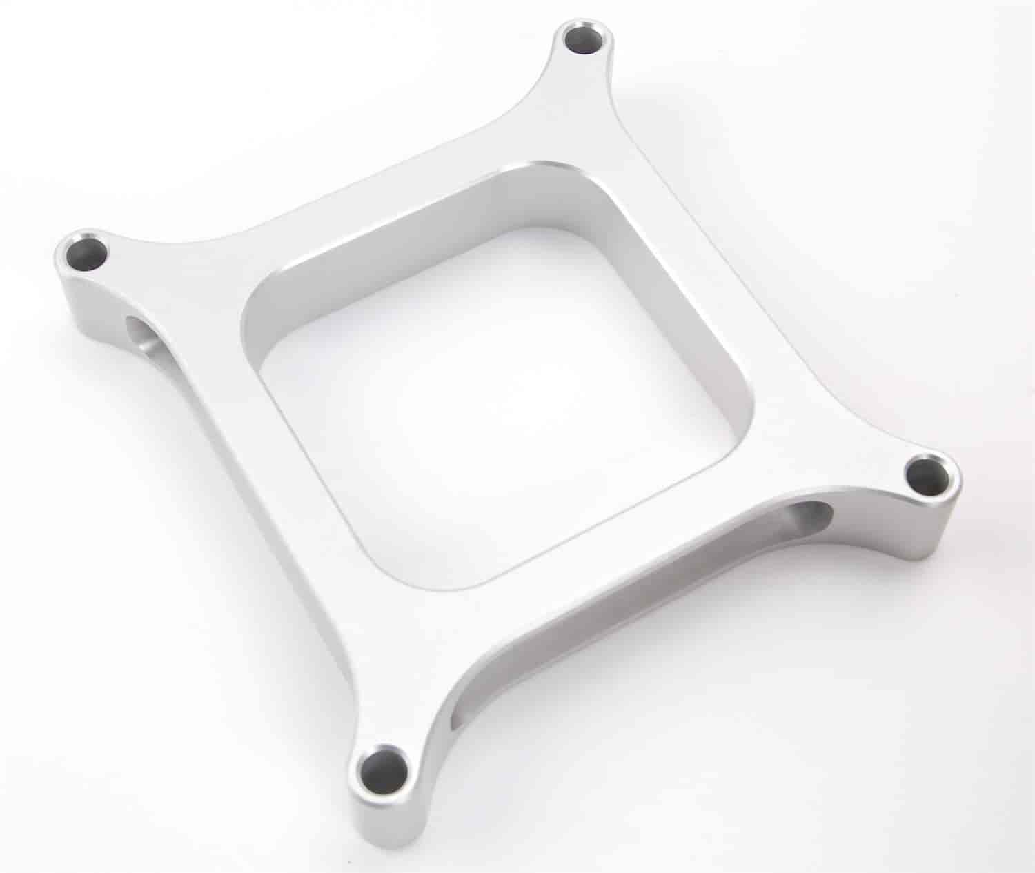 JEGS Performance Products 15451 - JEGS Billet Aluminum Lightened Carb Spacers