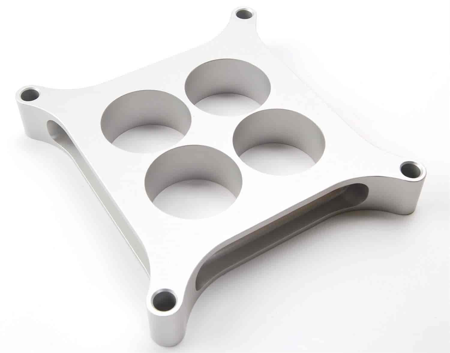 JEGS Performance Products 15461 - JEGS Billet Aluminum Lightened Carb Spacers