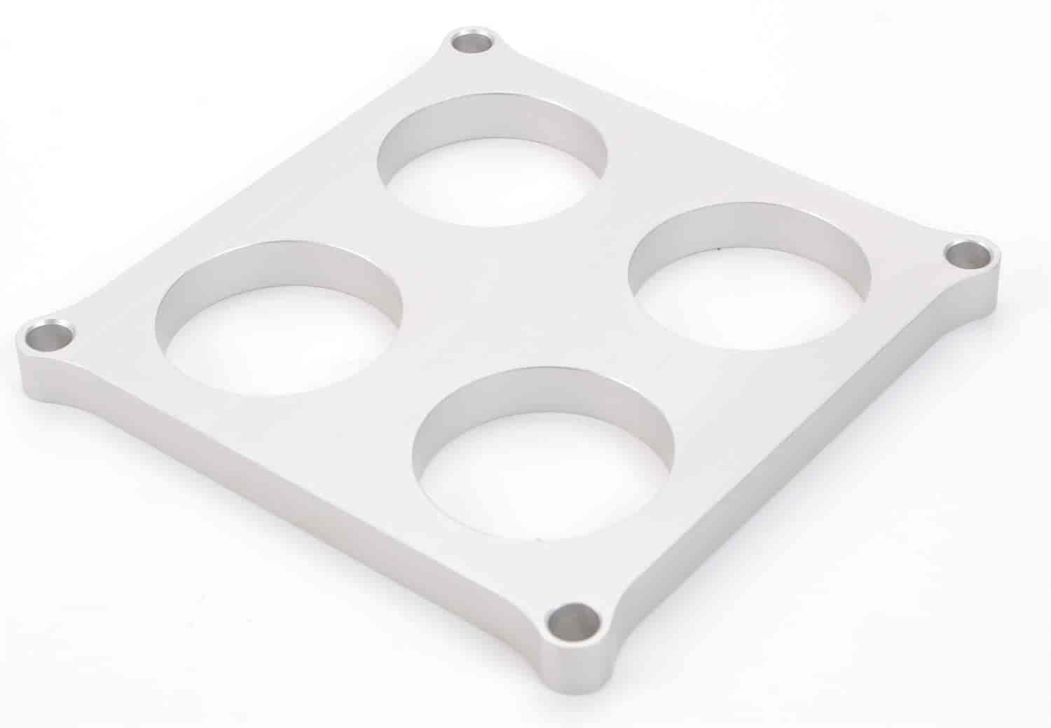 JEGS Performance Products 15465 - JEGS Billet Aluminum Lightened Carb Spacers