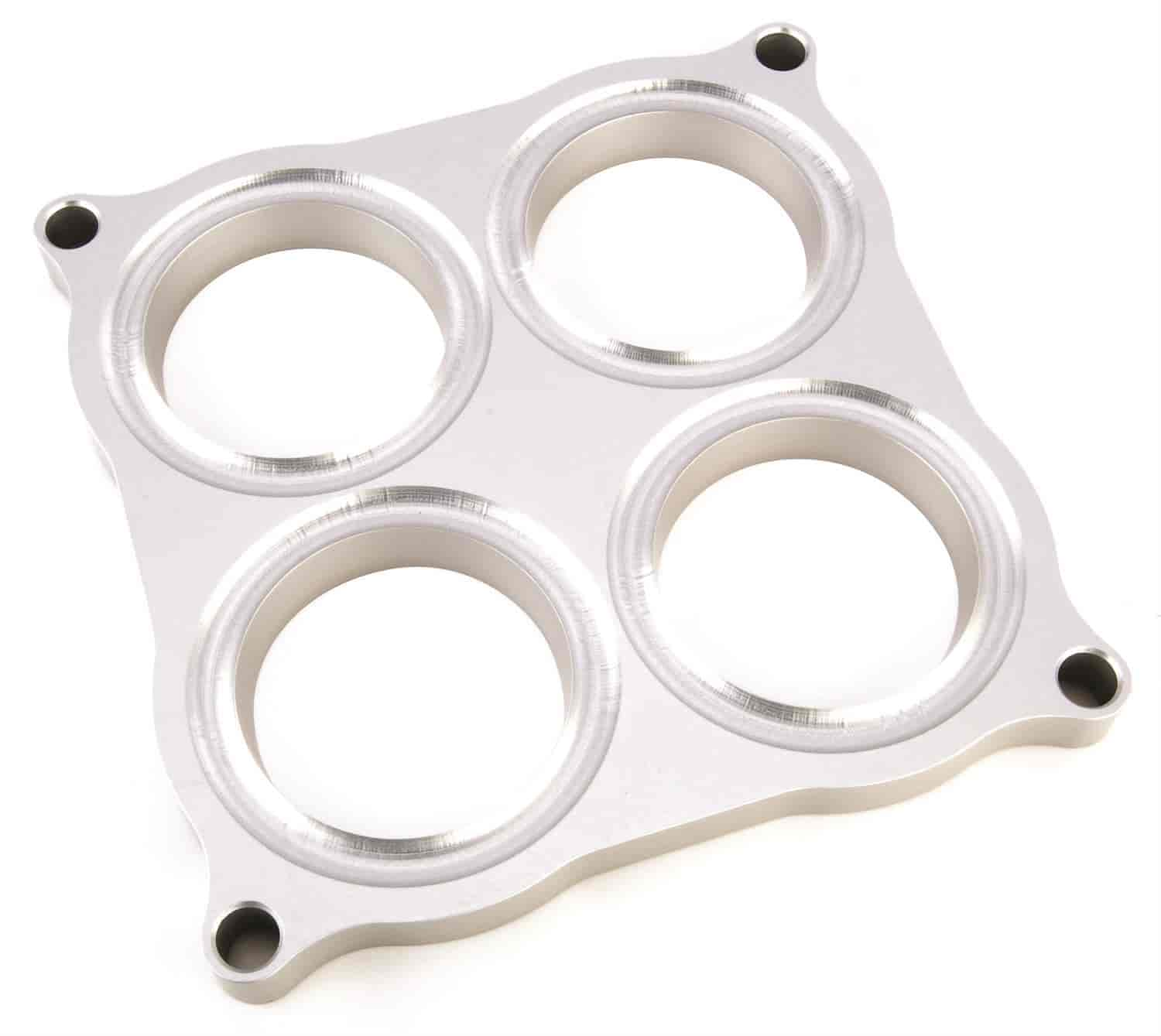 JEGS Performance Products 15470 - JEGS Holley Billet Aluminum Anti-Reversion (Shear) Plate