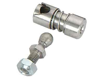 JEGS Performance Products 15734 - JEGS Carburetor Linkage Bushings and Swivels