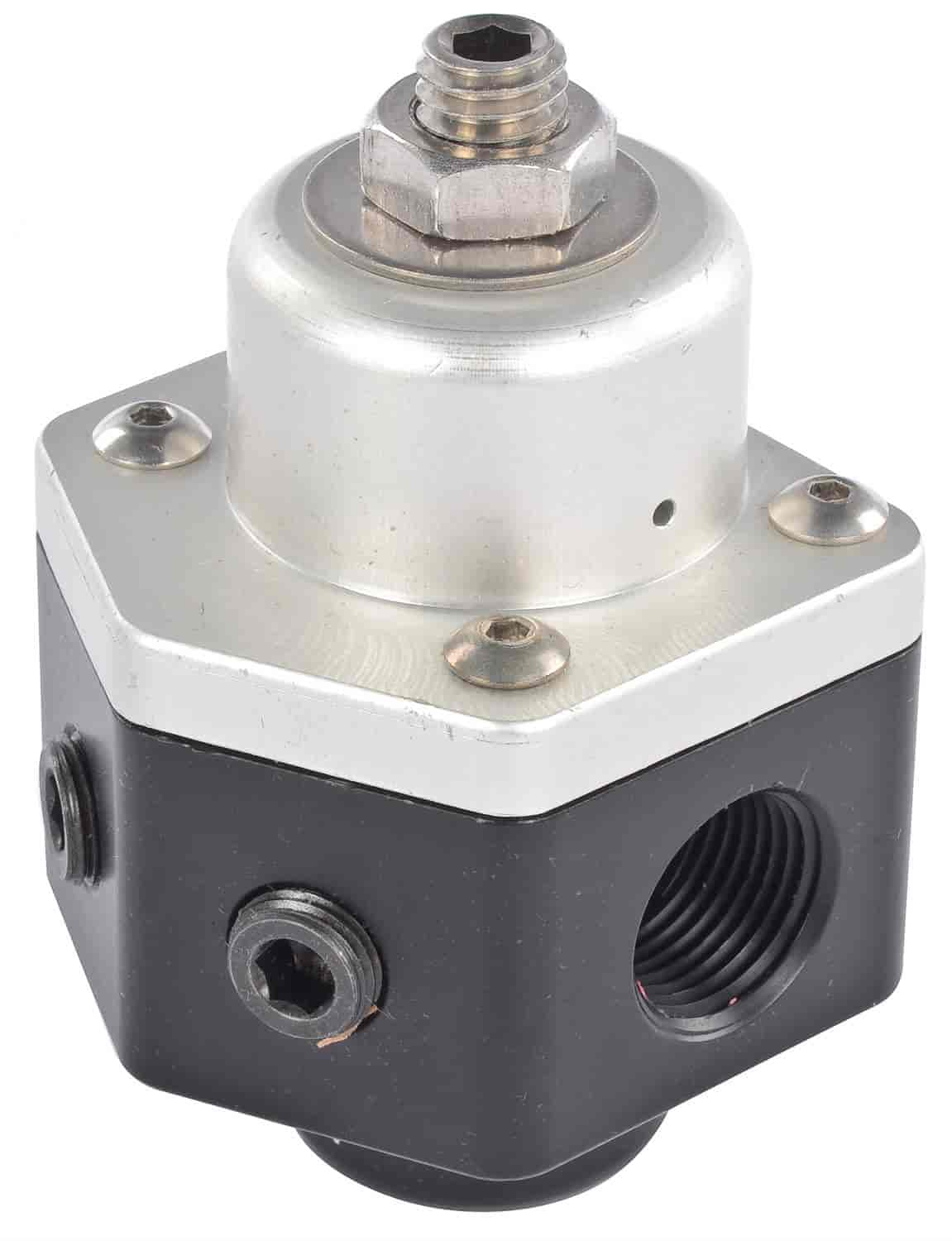 JEGS Performance Products 15908 - JEGS Billet 2-Port Adjustable Fuel Pressure Regulators
