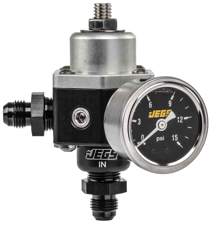 Nitrous Express Fuel Pressure Regulator Non Bypass with Fuel Pressure Gauge