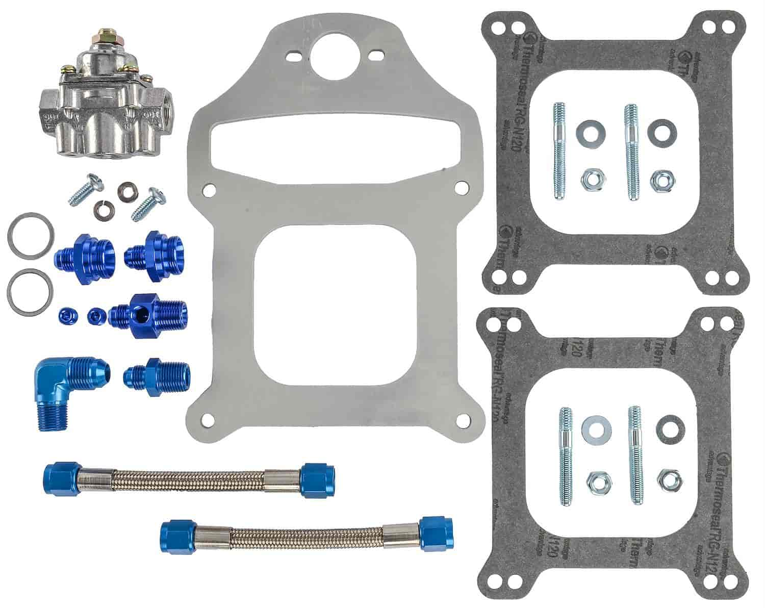 JEGS Performance Products 159100 - JEGS Fuel Pressure Regulator Kits