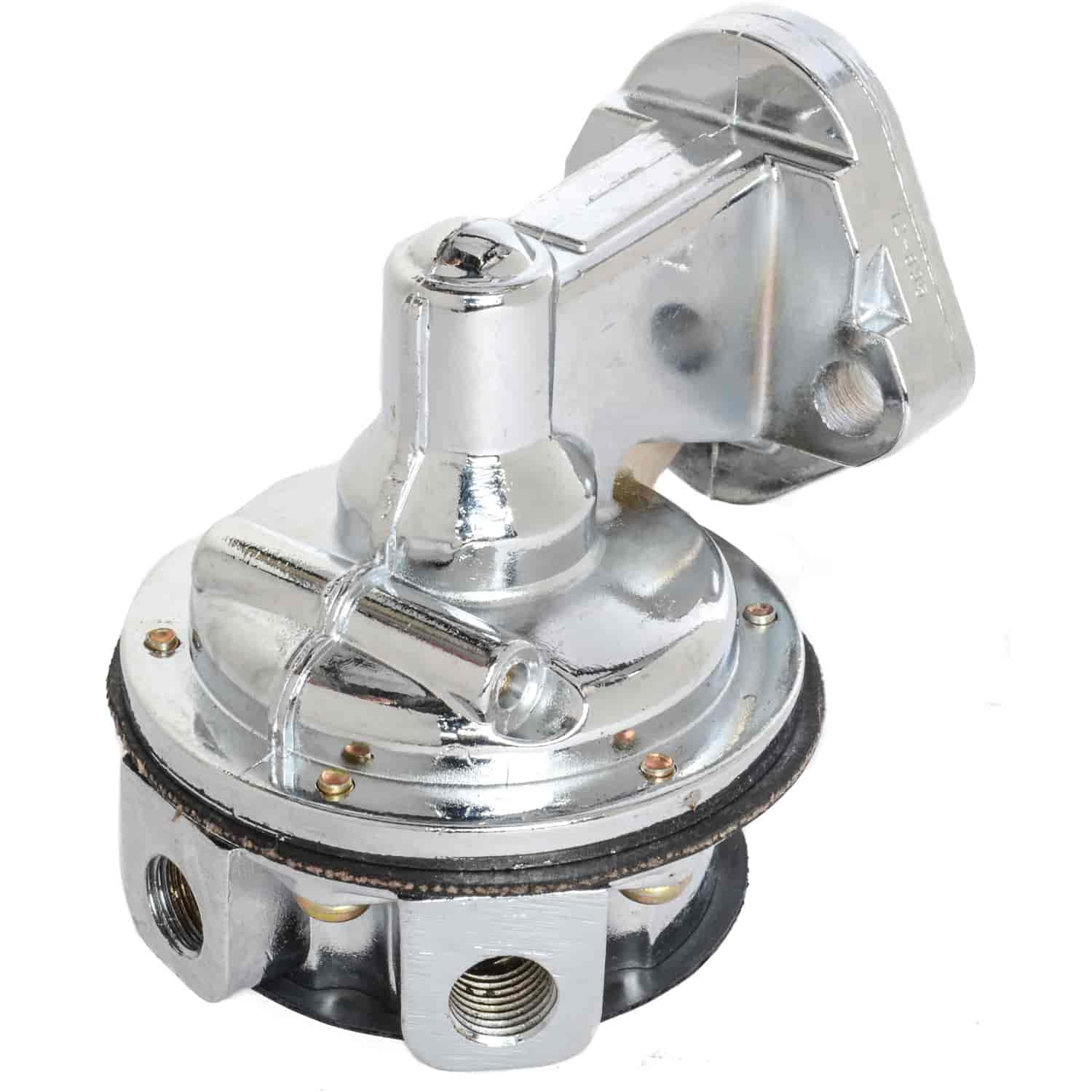 JEGS Performance Products 15951 - JEGS Chrome Mechanical Fuel Pumps