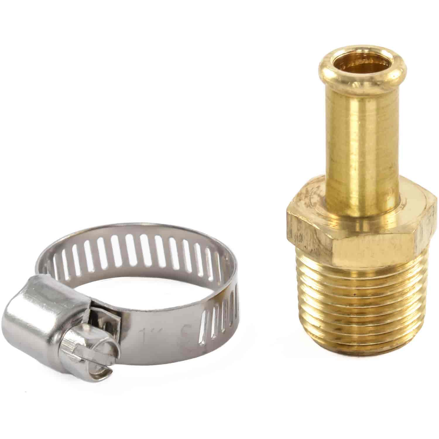 JEGS Performance Products 15980 - JEGS NPT to Hose High-Flow Fuel Fittings