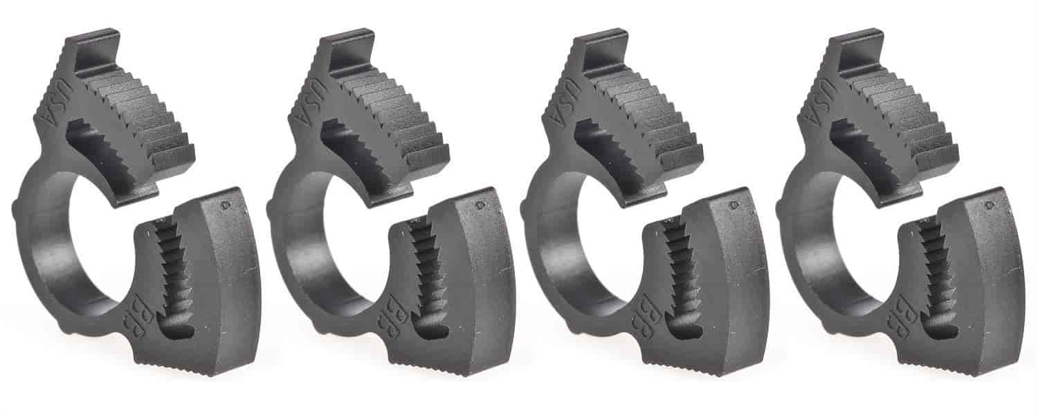 JEGS Performance Products 16060 - JEGS Snap Grip Nylon Hose Clamps