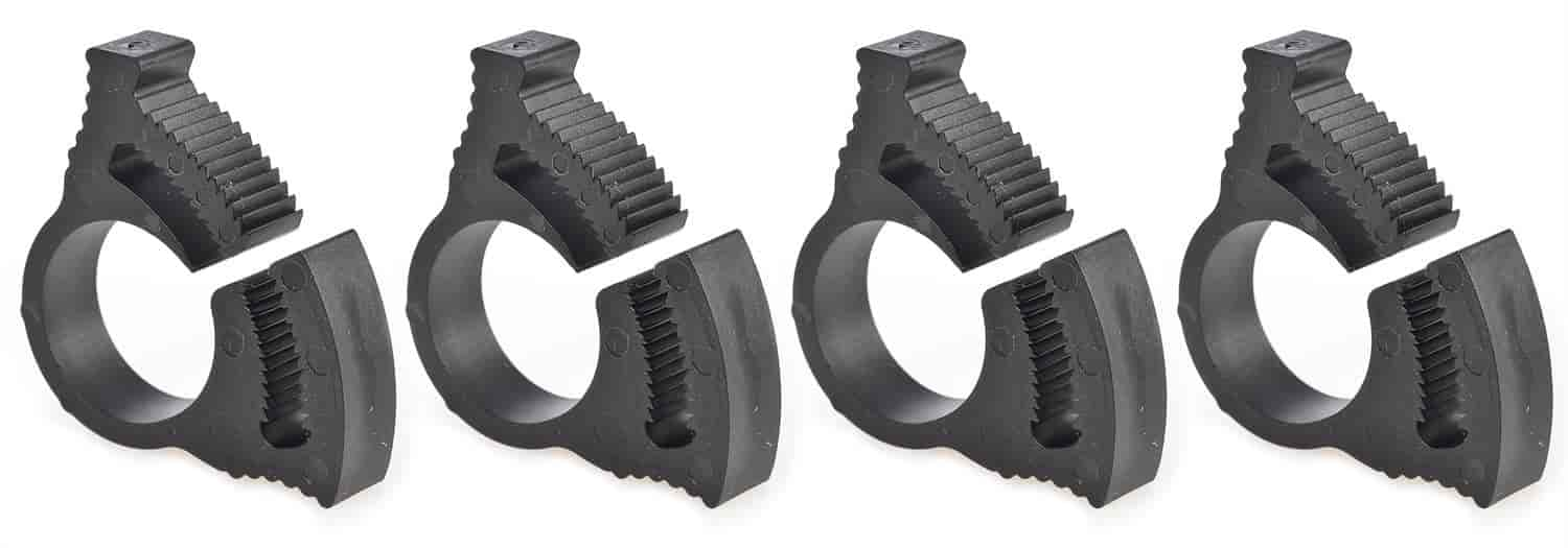 JEGS Performance Products 16061 - JEGS Snap Grip Nylon Hose Clamps