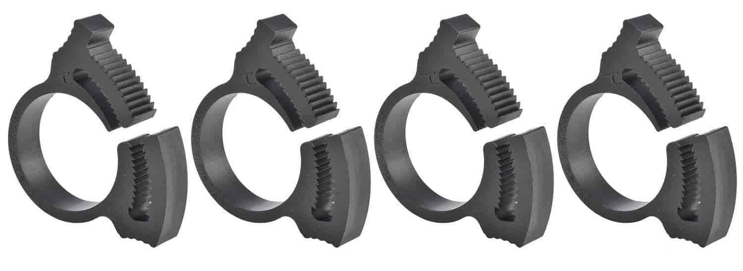 JEGS Performance Products 16062 - JEGS Snap Grip Nylon Hose Clamps