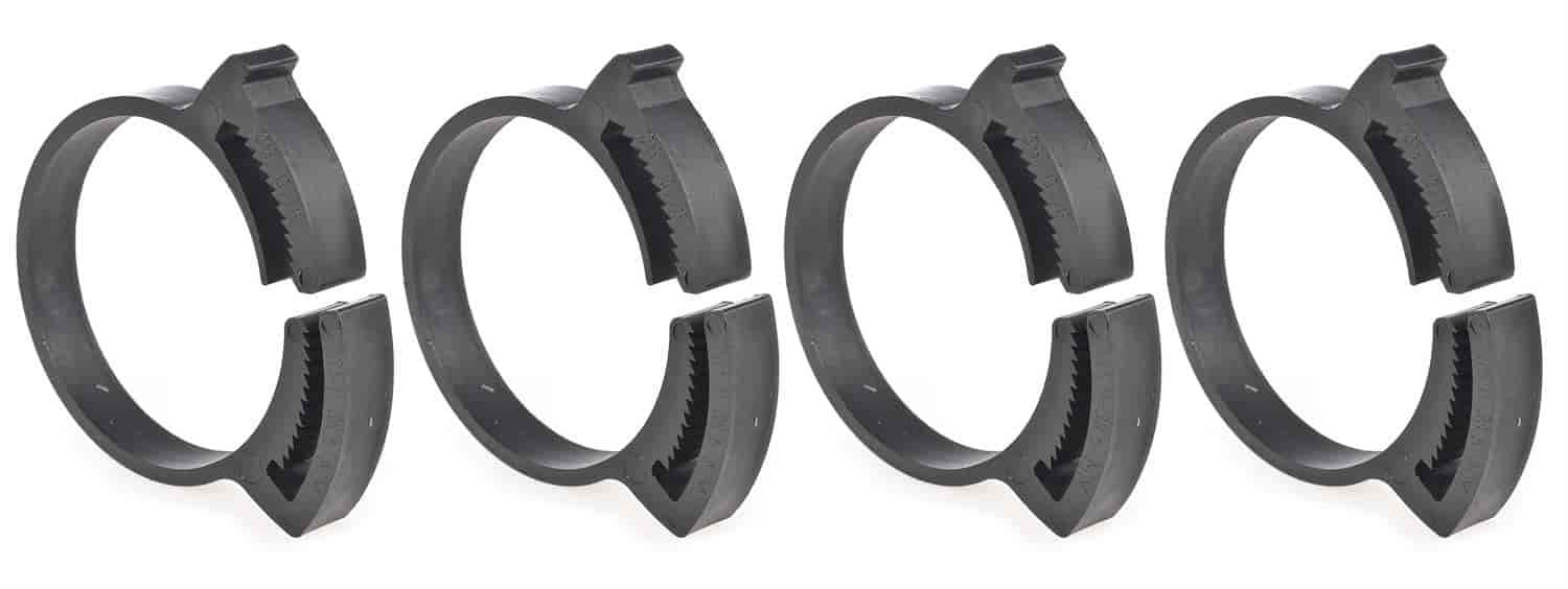 JEGS Performance Products 16065 - JEGS Snap Grip Nylon Hose Clamps