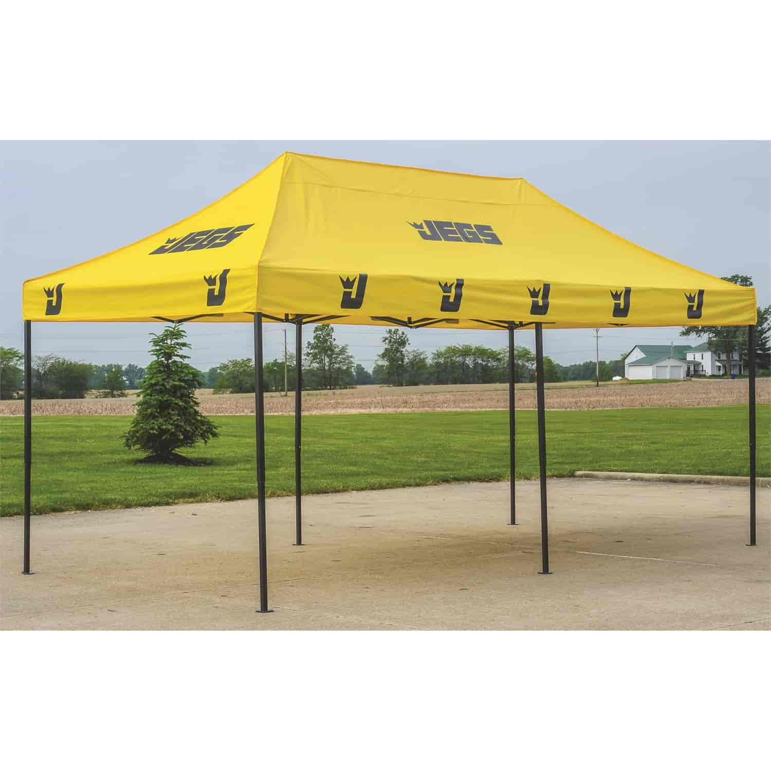 JEGS Performance Products 2010  sc 1 st  Jegs & JEGS Performance Products 2010: Eazy Up Canopy 10 ft by 20 ft ...