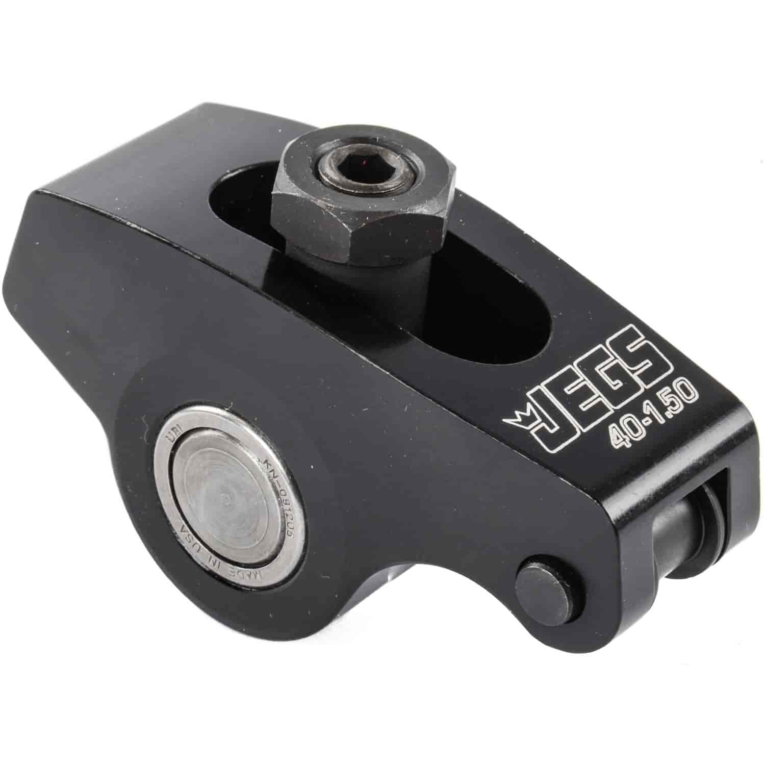JEGS Performance Products 20141 - JEGS Aluminum Roller Rocker Arms