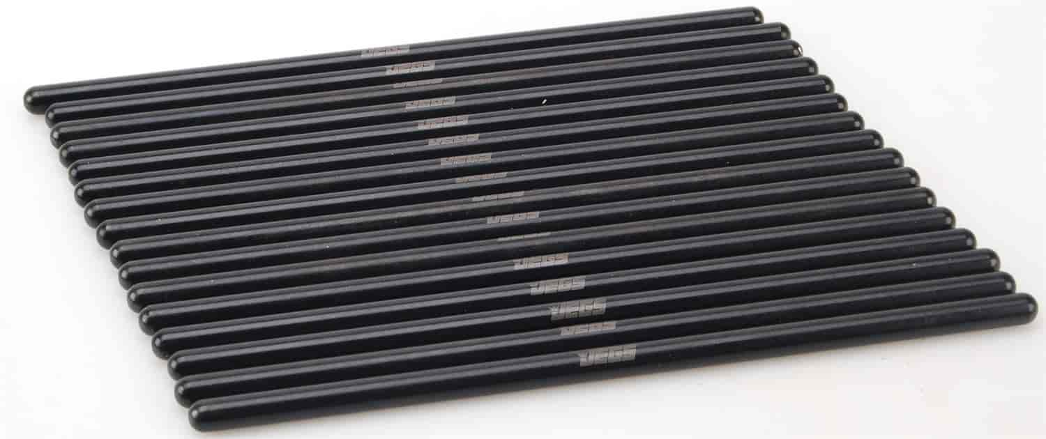 JEGS Performance Products 20218 - JEGS 1-Piece High Performance Pushrods