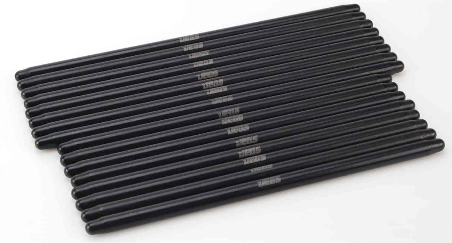 JEGS Performance Products 20248 - JEGS 1-Piece High Performance Pushrods