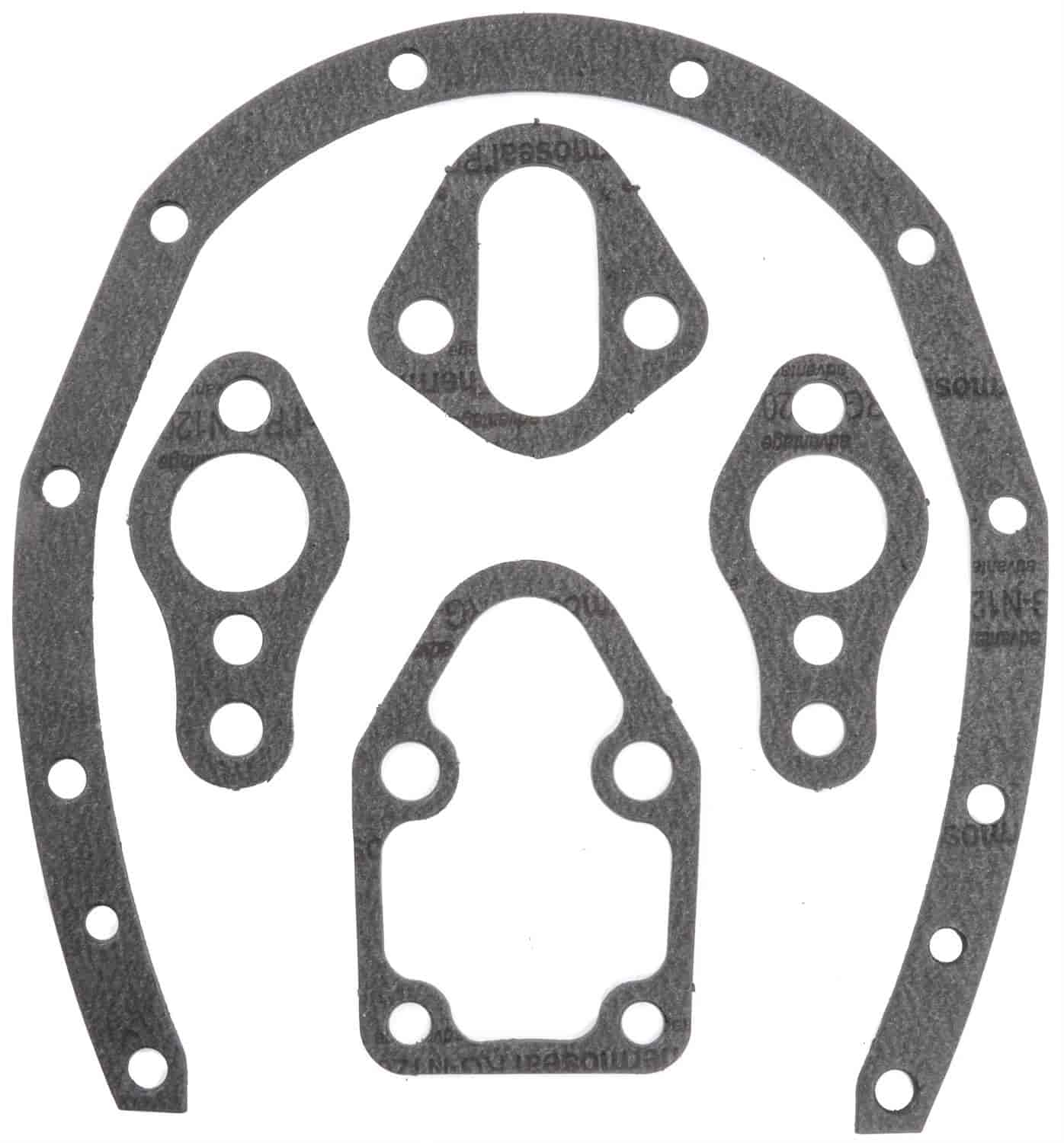 JEGS Performance Products 210065 - JEGS Timing Cover Gasket Sets