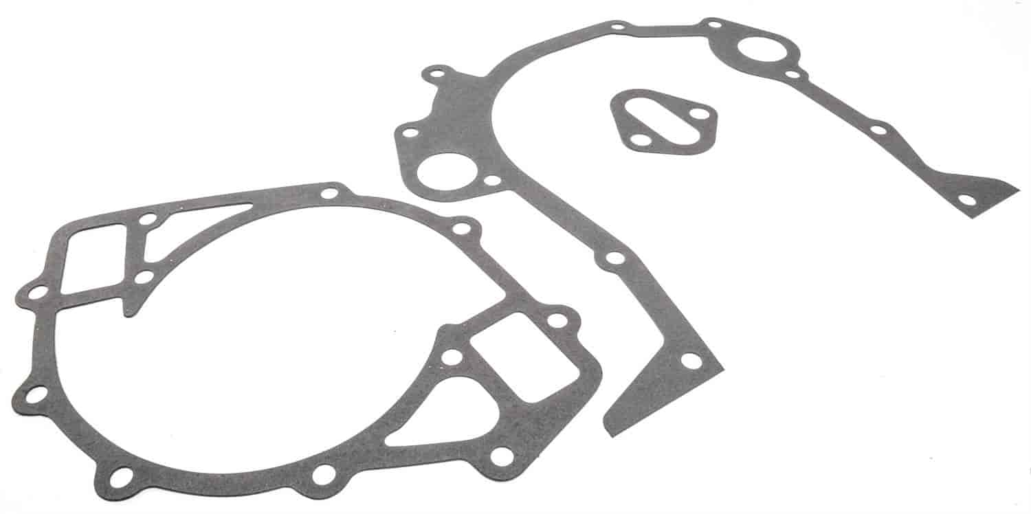 Jegs 210365 Timing Cover Gasket Set 1968 1997 Big Block Ford 429 A 460 Engine