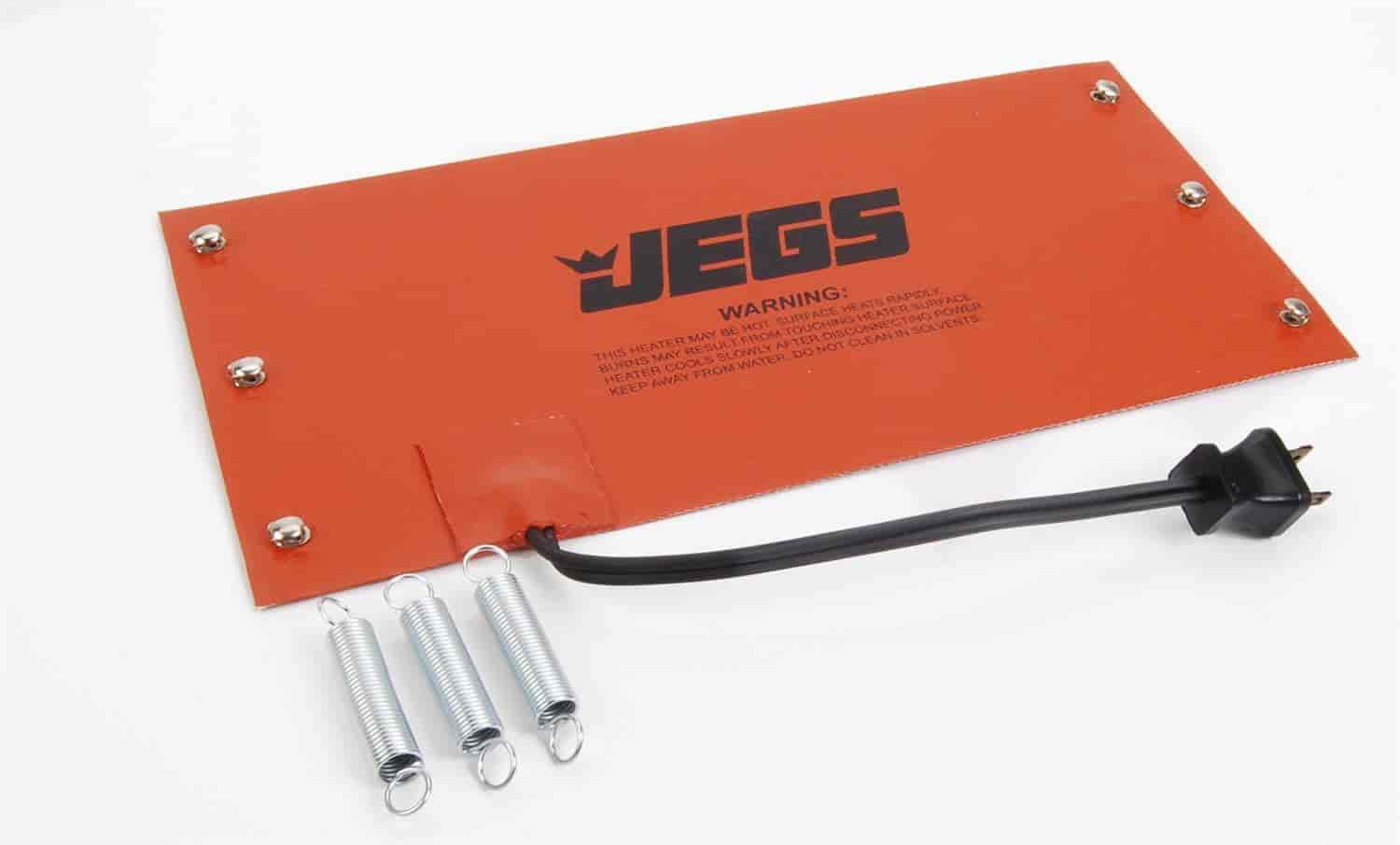 JEGS Performance Products 23670 - JEGS Oil System Heating Pads