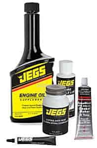 JEGS Performance Products 28000K - JEGS Engine Break-In/E.O.S. Lubricant