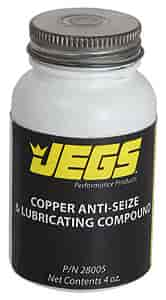JEGS Performance Products 28005 - JEGS Anti-Seize & Lubricant