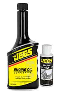 JEGS Performance Products 28060K - JEGS Engine Break-In/E.O.S. Lubricant