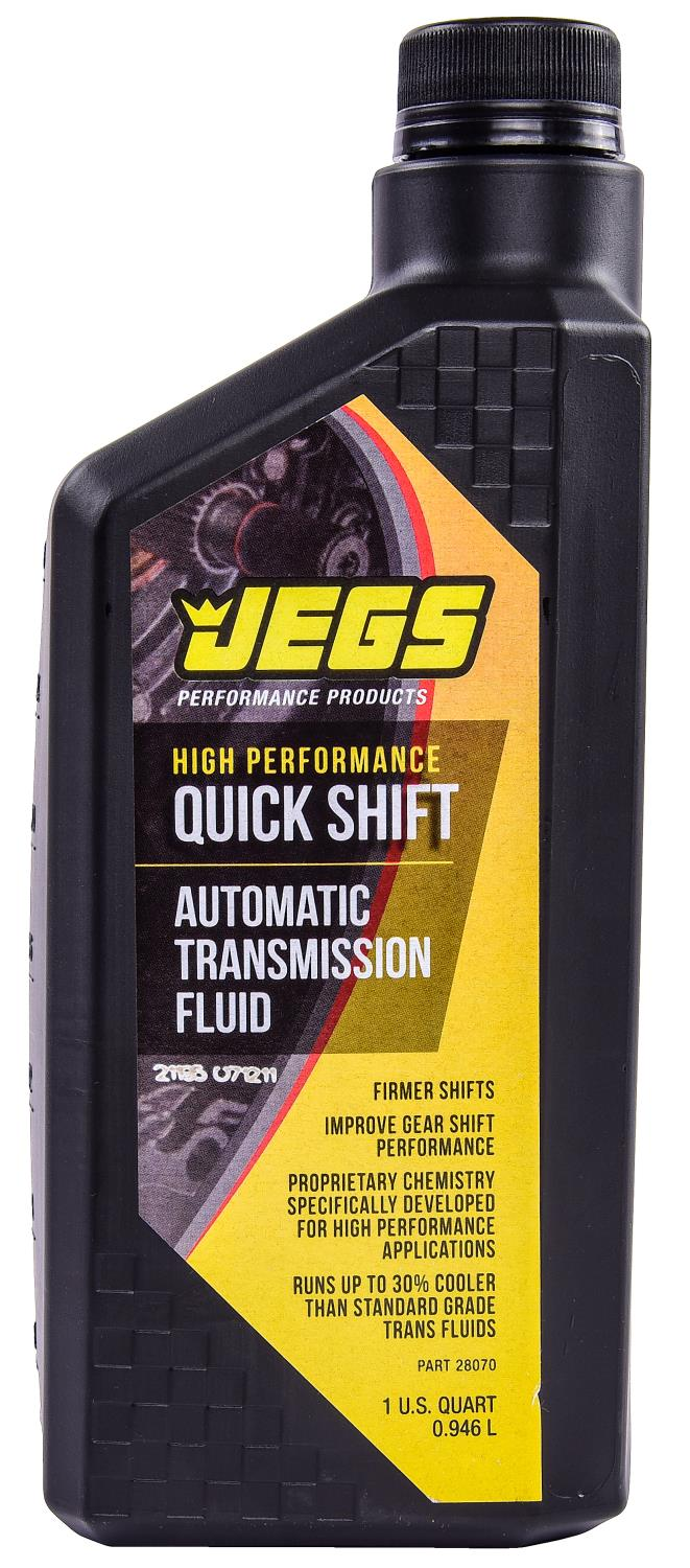 JEGS Performance Products 28070 - JEGS Quick Shift Automatic Transmission Fluid