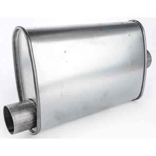 JEGS Performance Products 300010 - JEGS Turbo Mufflers