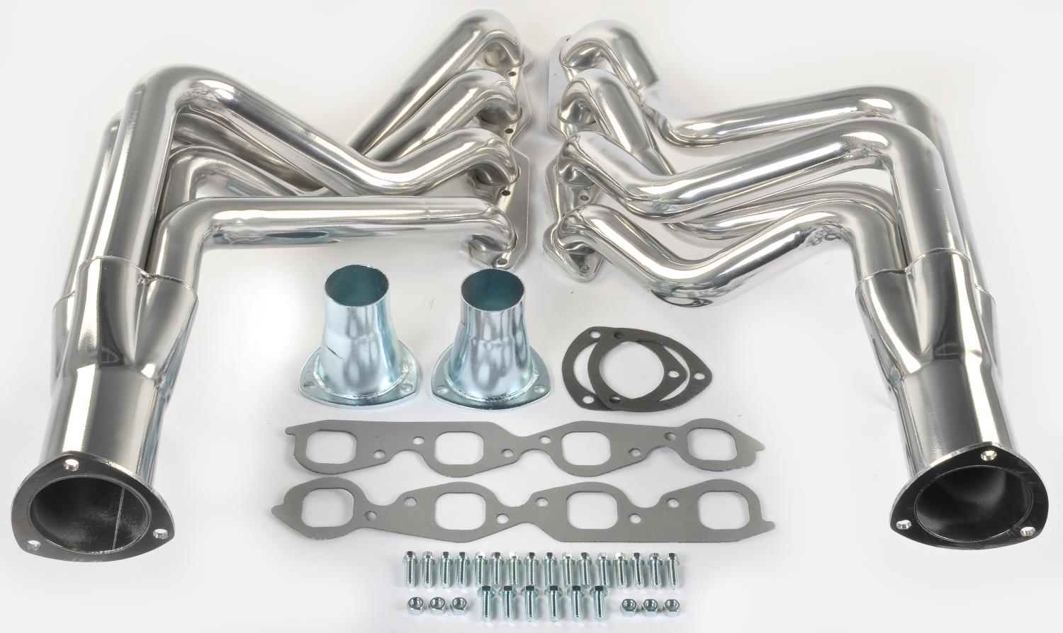 JEGS Performance Products 300103 - JEGS Premium Metallic Ceramic Coated Headers