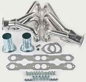 JEGS Performance Products 300105 - JEGS Premium Metallic Ceramic Coated Headers