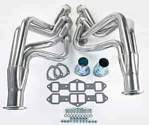 JEGS Performance Products 300120 - JEGS Premium Metallic Ceramic Coated Headers