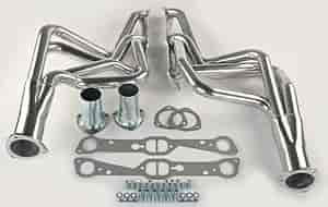 JEGS Performance Products 300121 - JEGS Premium Metallic Ceramic Coated Headers