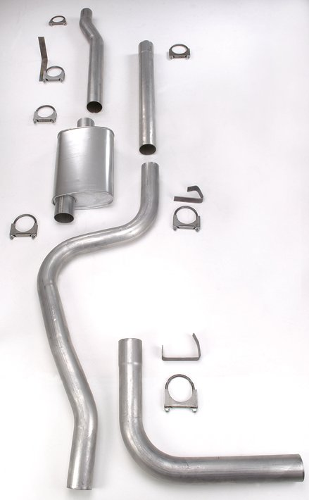 JEGS Performance Products 30451 - JEGS Performance Truck Exhaust Systems