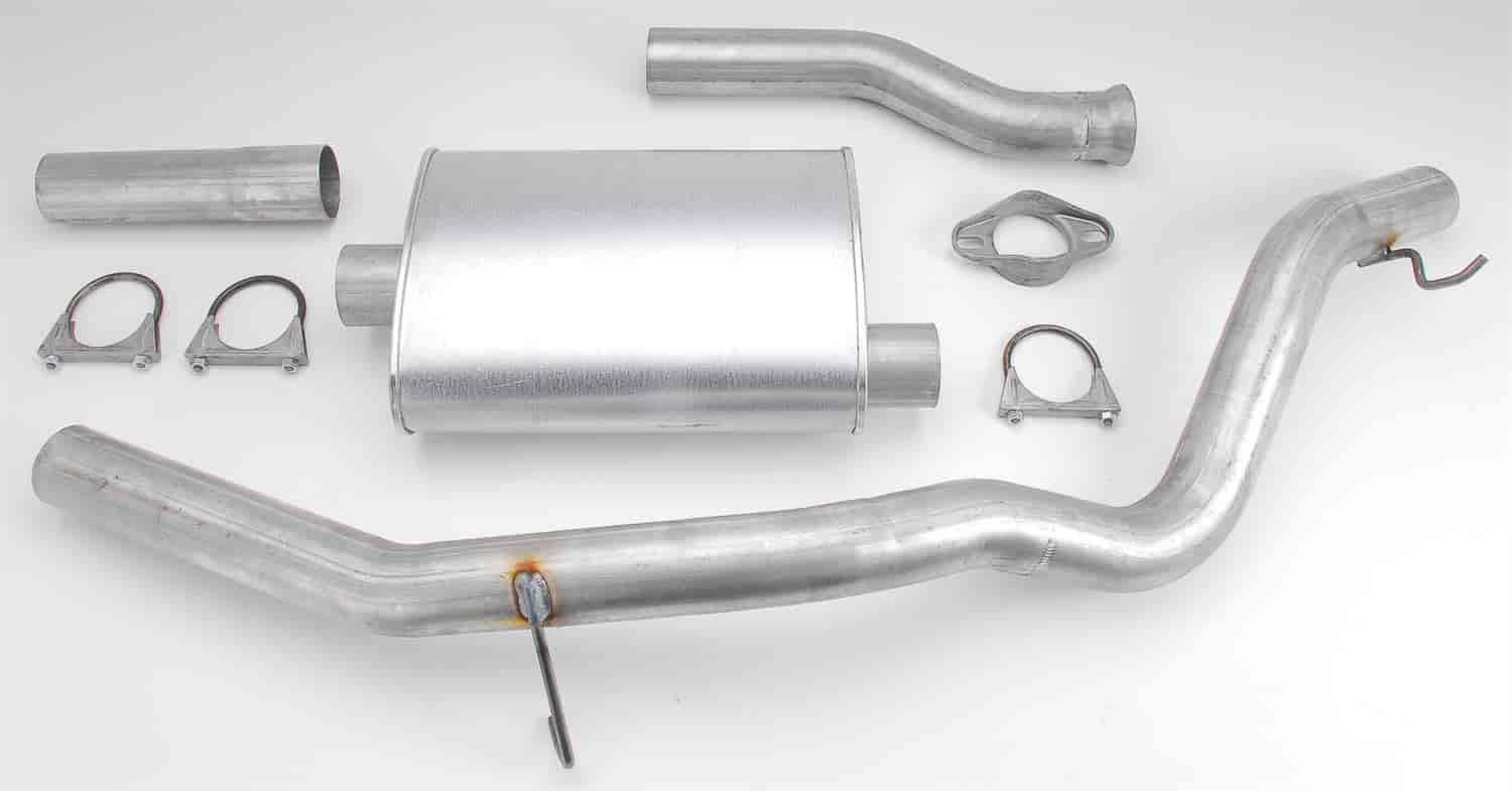 JEGS Performance Products 30459 - JEGS Performance Truck Exhaust Systems