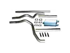 JEGS Performance Products 30480 - JEGS Performance Truck Exhaust Systems