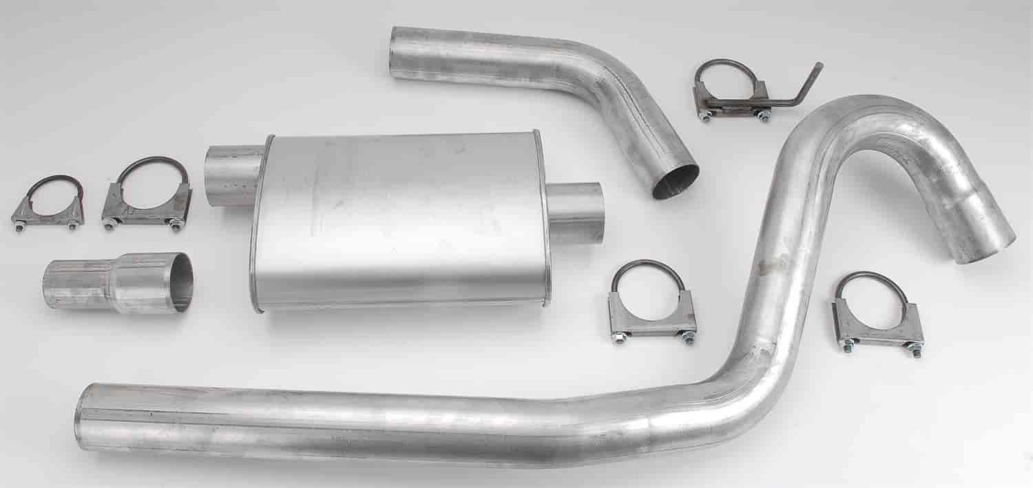 JEGS Performance Products 30494 - JEGS Performance Truck Exhaust Systems